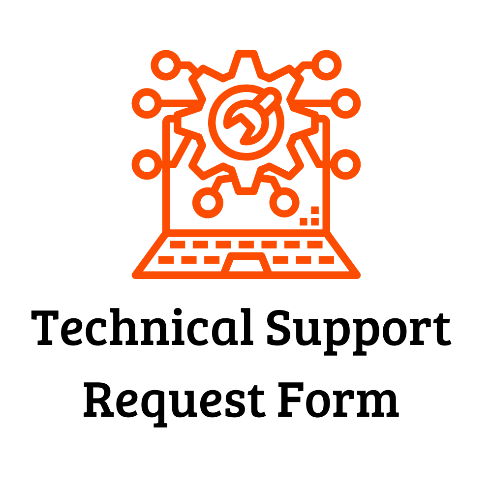 Technical Support Request Form