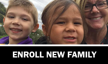 Enroll New Family