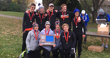 State Bound: WSHS Boys Cross Country