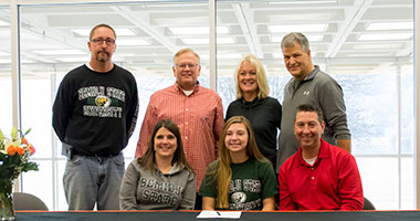 Laney Rutkowski signs with  Bemidji State