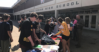 WSHS AVID T-Shirt Exchange