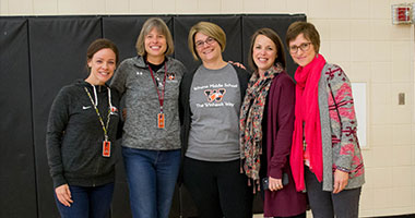 Winona Teacher of the Year: Mrs. Mlynczak