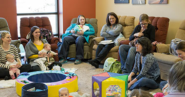 Community Resources for Newborns through Preschool